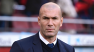 Zinedine Zidane Barcelona Real Madrid La Liga