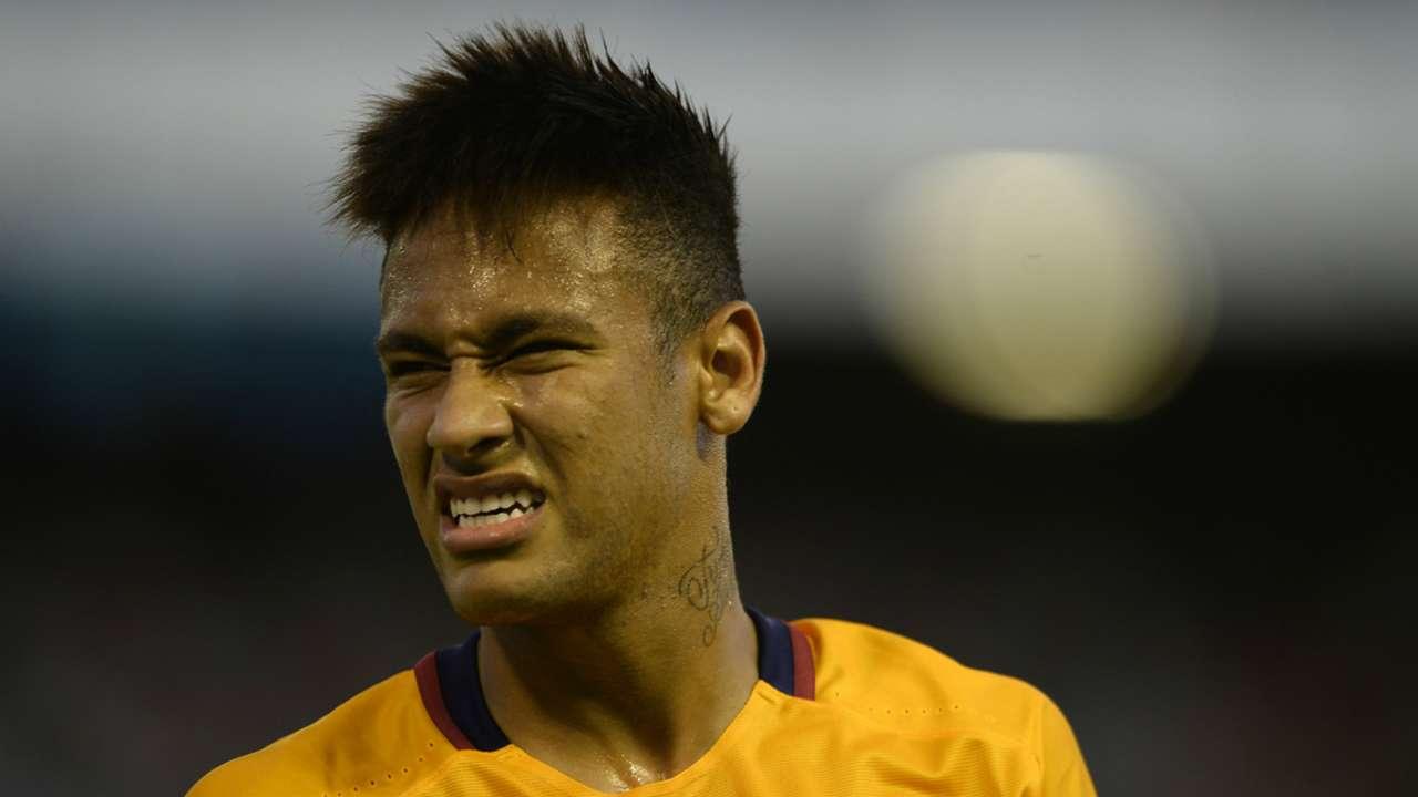 Neymar Celta Vigo Barcelona La Liga 09232015