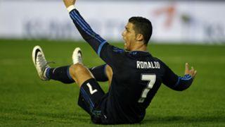 Cristiano Ronaldo Valencia Real Madrid La Liga 01032016