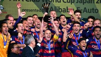 Barcelona CWC Champions