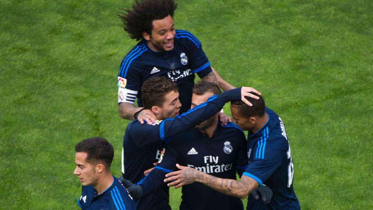 Marcelo Jese Rodriguez Rayo Vallecano Real Madrid 23042016