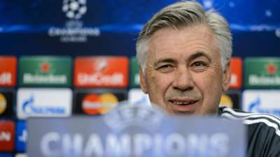 Carlo Ancelotti Real Madrid press conference UEFA Champions League 11252014