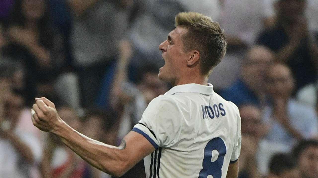 Toni Kroos Real Madrid Celta La Liga