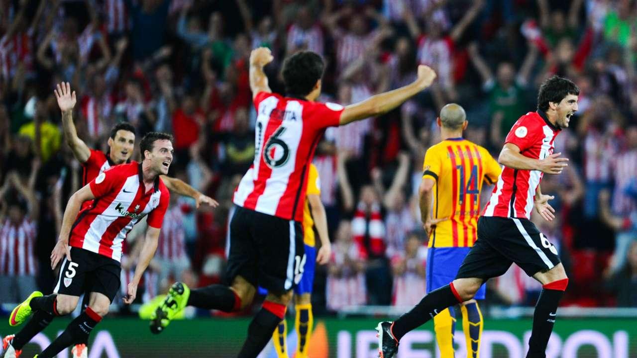 San Jose Athletic Barcelona Supercopa ESP