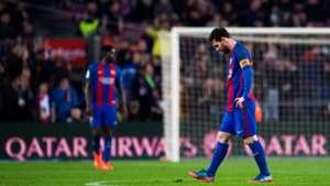 Lionel Messi Barcelona Leganes LaLiga 19022017