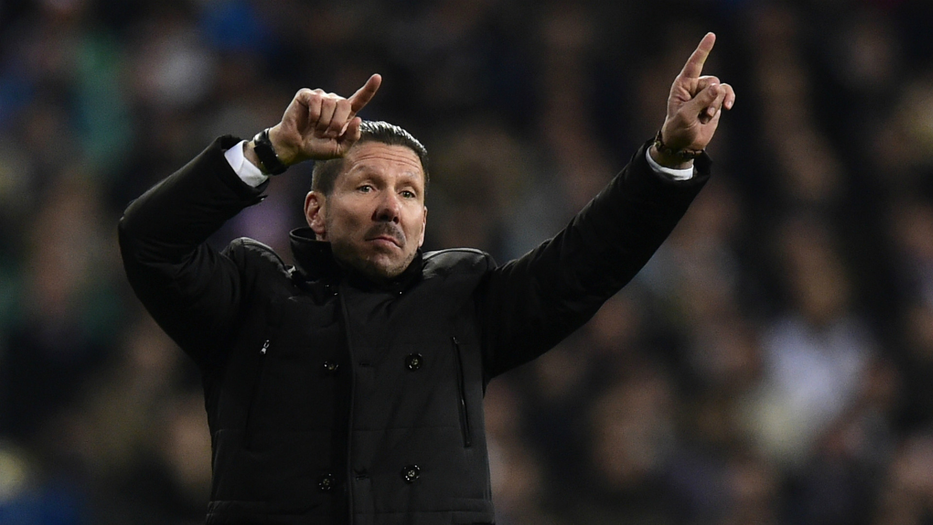 Diego Simeone Real Madrid Atletico Madrid Copa del Rey