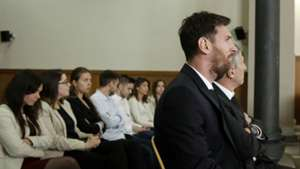 Barcelona Lionel Messi trial juicio 020616