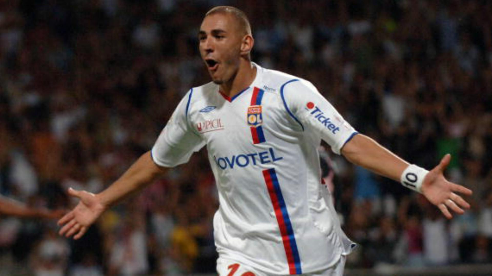 Karim Benzema Lyon 2008