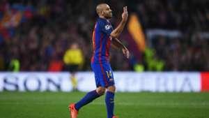 Javier Mascherano Barcelona PSG UEFA Champions League 08032016