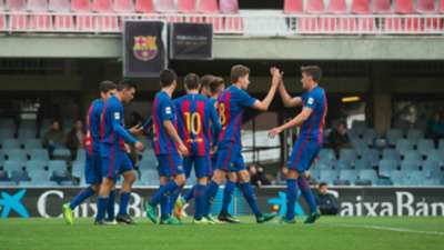 Barcelona B Eldense