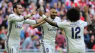 Karim Benzema Athletic Bilbao Real Madrid La Liga