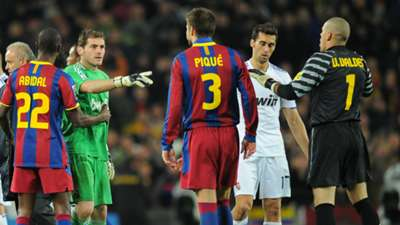 Real Madrid Barcelona Clasico 2010