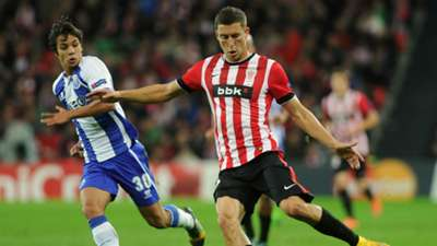Oscar de Marcos Oliver Torres Athletic Bilbao Porto UEFA Champions League 11052014