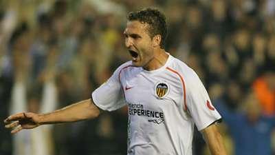 Ruben Baraja ex Valencia player