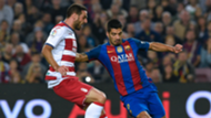 Luis Suarez David Rodriguez Barcelona Granada La Liga