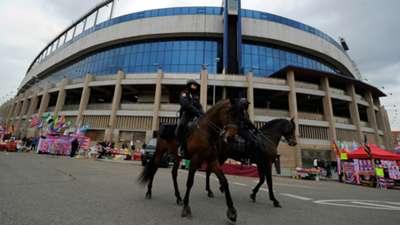 Atletico Madrid Real Madrid La Liga 07022015