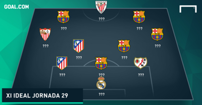 XI Ideal jornada 29