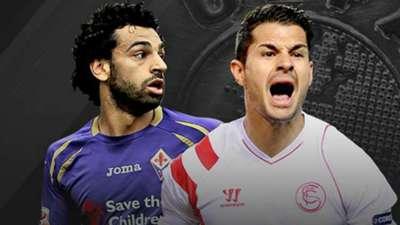 Fiorentina vs Sevilla UEL