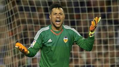 Diego Alves Valencia Espanyol La Liga 13022016