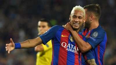 Neymar Barcelona Celtic Champions League