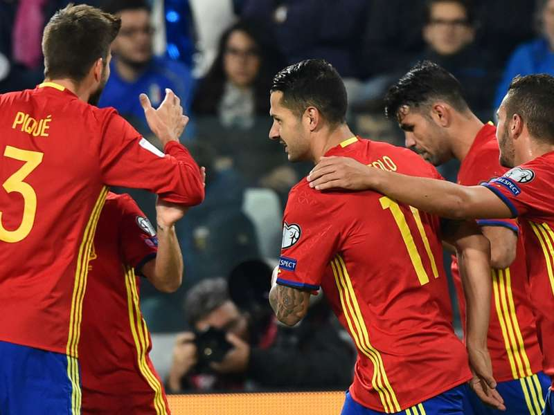 Lopetegui happy with Spain's attacking threat