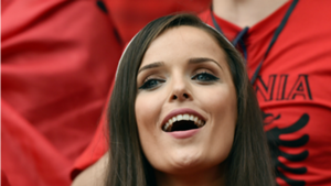 Albania fans Albania Switzerland Euro 2016