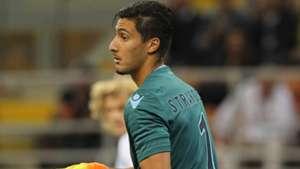 Thomas Strakosha Milan Lazio Serie A