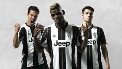Nuova maglia Juventus 2016/17