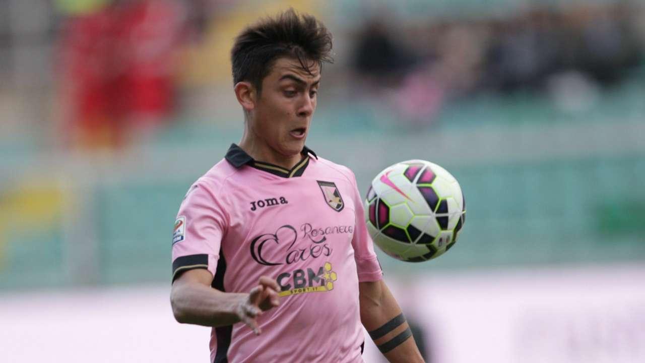 Paulo Dybala, Palermo, Empoli, Serie A, 01032015