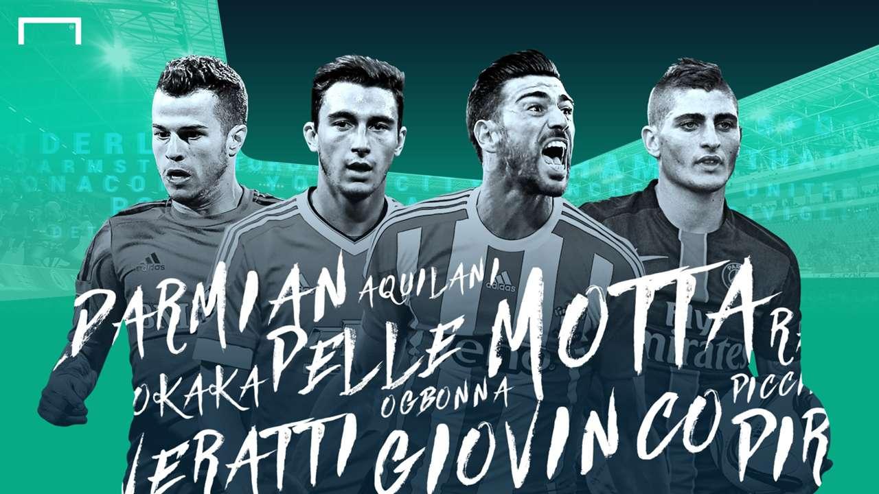 Goal Italians 2016