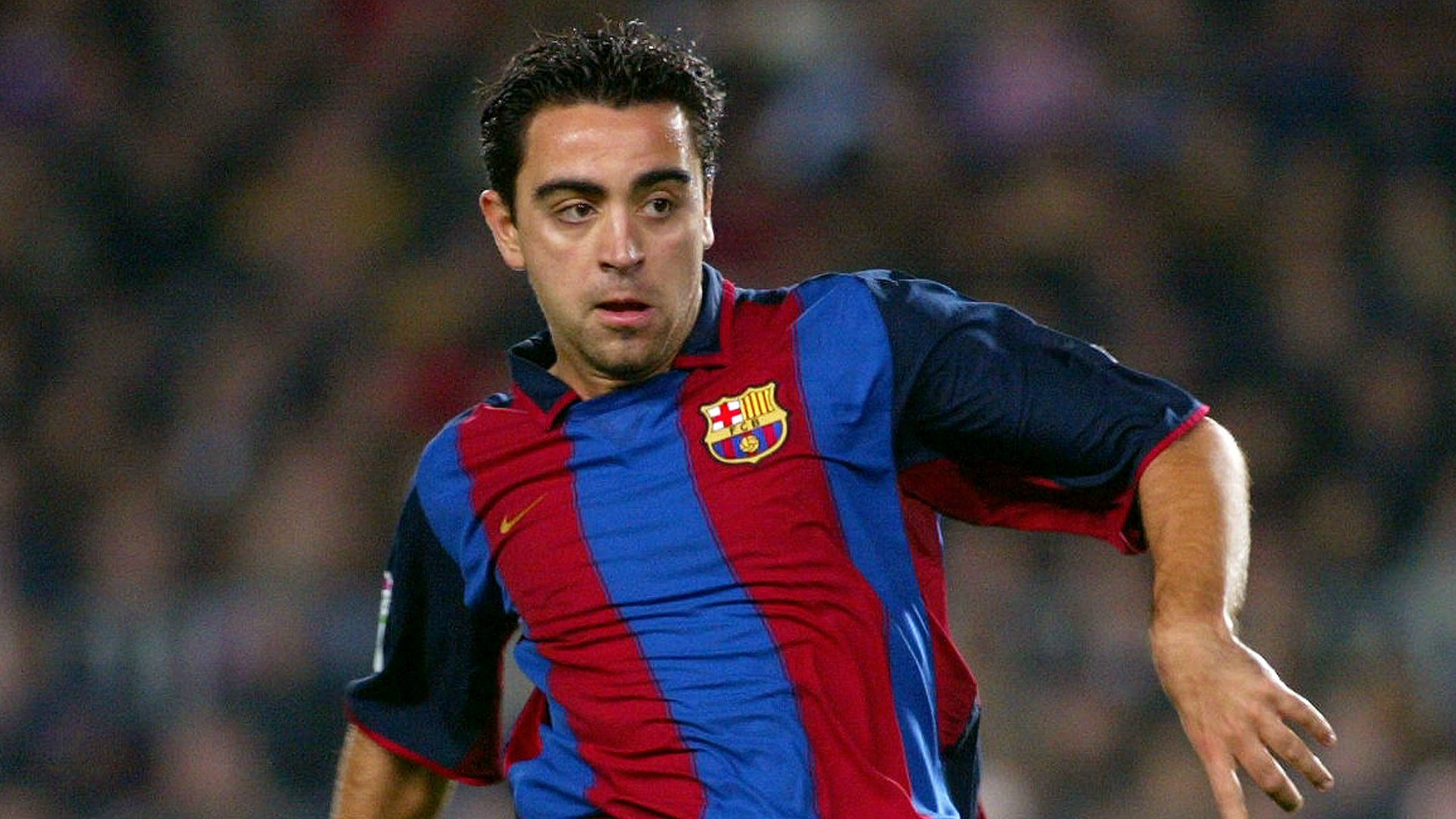 Xavi Barcelona 2003