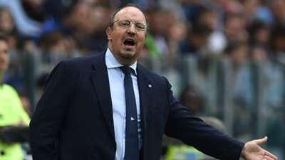 Benitez Juventus Napoli Serie A