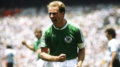 Karl-Heinz Rummenigge West Germany