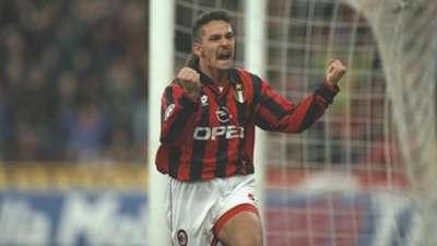 Roberto Baggio Milan