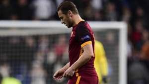 Francesco Totti Real Madrid Roma Champions League