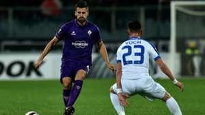 Nenad Tomovic Egon Vuch Fiorentina Slovan
