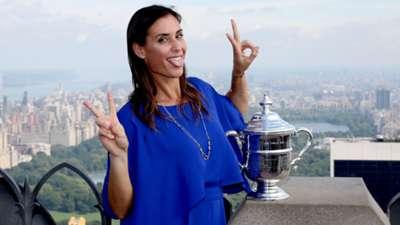 Flavia Pennetta US Open 2015