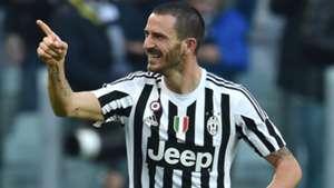Leonardo Bonucci Juventus Verona Serie A