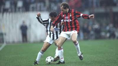 AC Milan Juventus 1995
