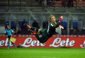 Joe Hart Inter Torino Serie A 26102016