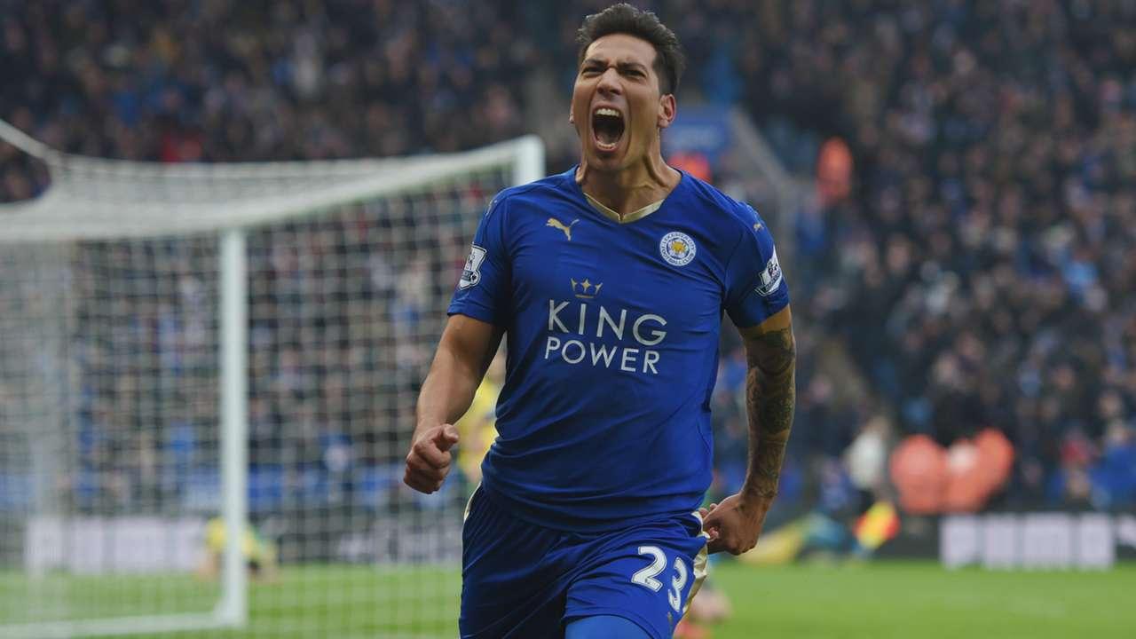 Leonardo Ulloa Leicester