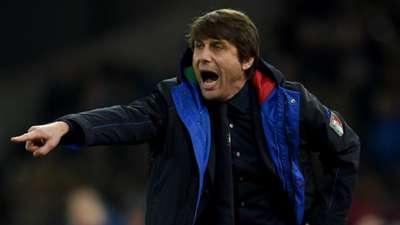 Antonio Conte Italy head coach