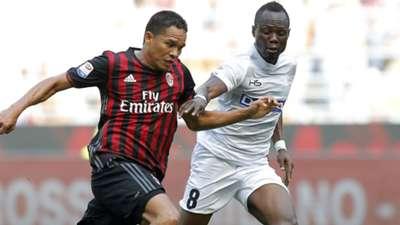 Bacca Badu Milan Udinese Serie A