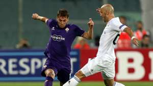 Cristoforo Fiorentina Europa League 2016/09/29
