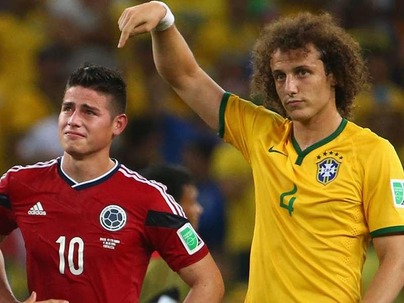 Así fue el partido de Colombia ante Brasil | Goal.com