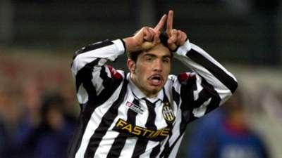Enzo Maresca Torino Juventus 2002