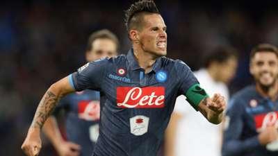 Marek Hamsik Napoli Verona Serie A