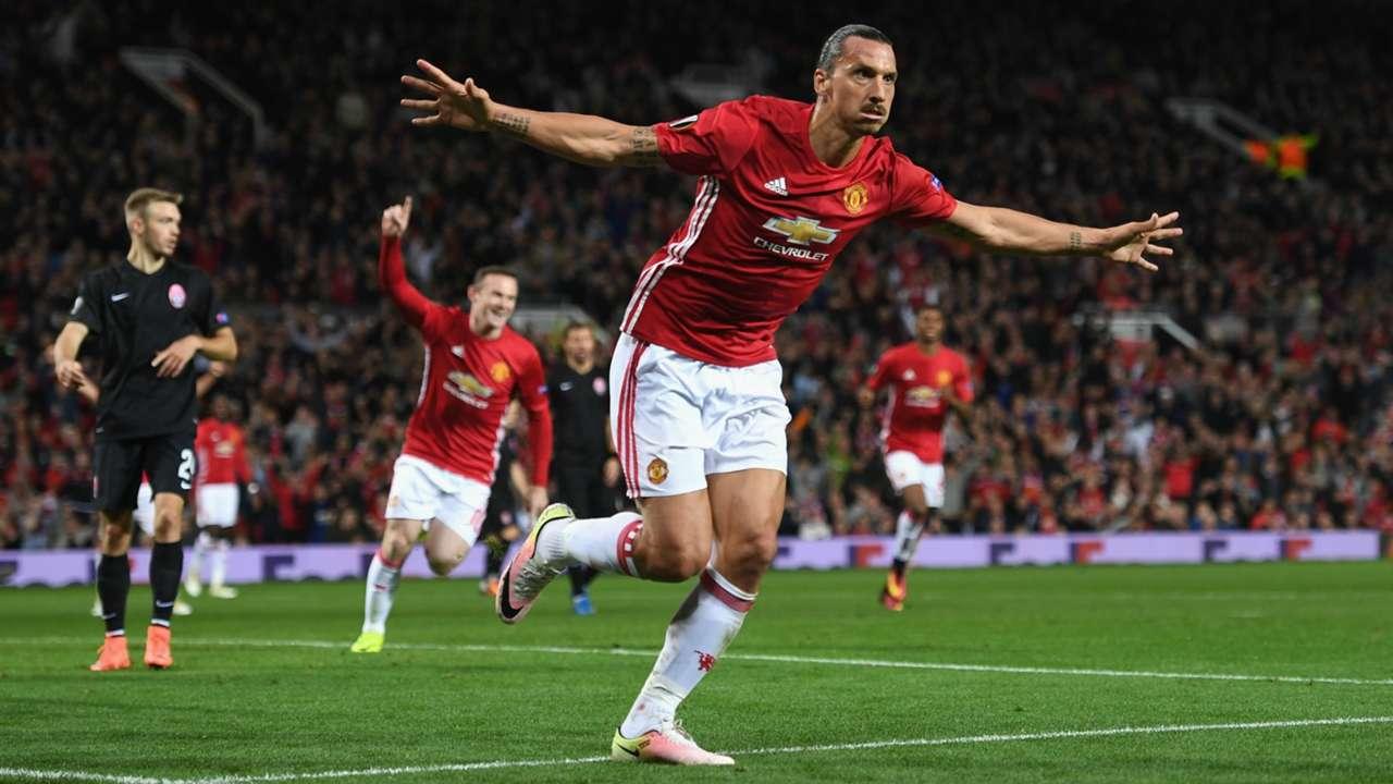 Ibrahimovic Manchester United ZoryaU