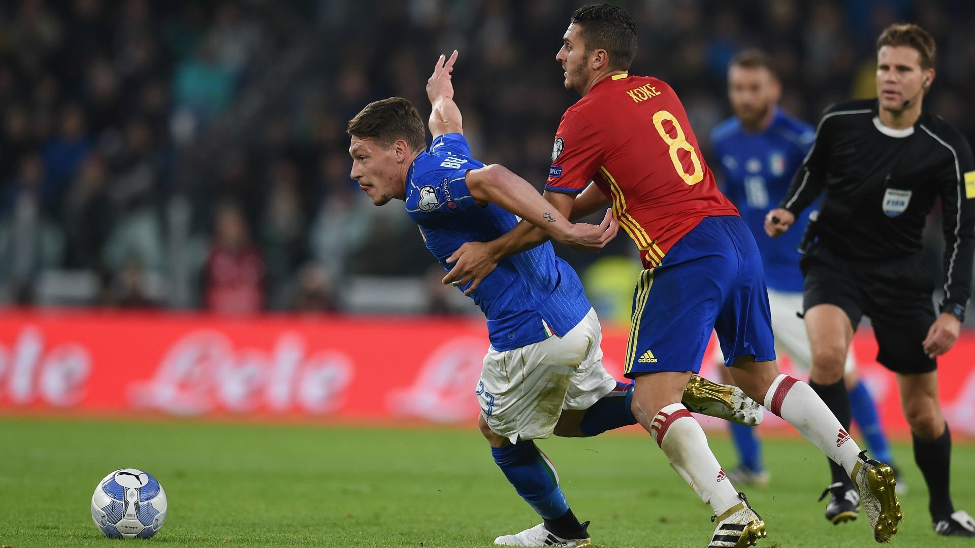 Belotti Italy Spain