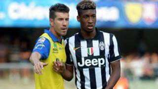 Kinglsey Coman Chievo Juventus